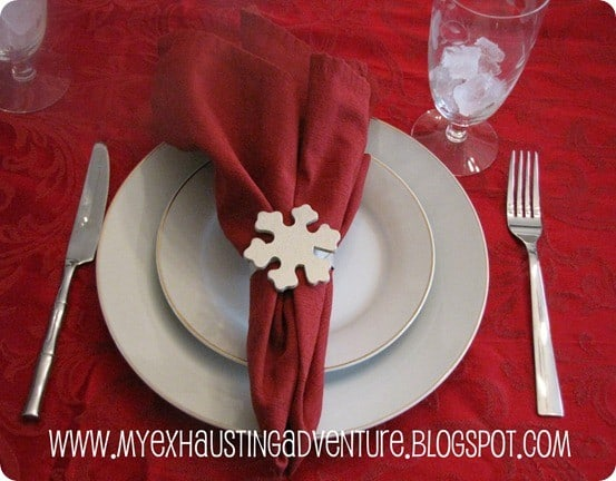DIY_snowflake_napkin_ring