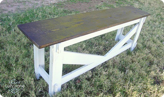 pottery_barn_farmhouse_bench_stamp_bench_DIY