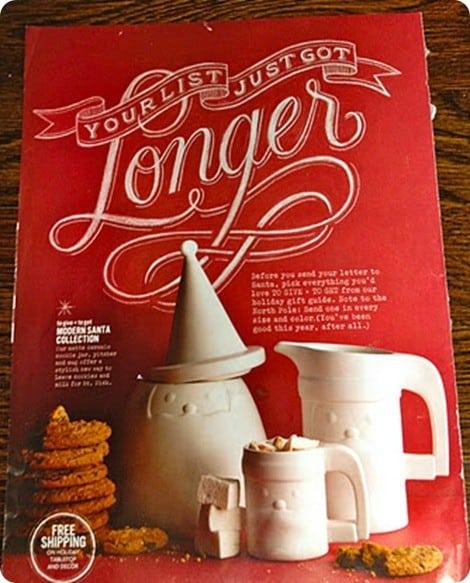 west elm holiday 2011 catalog