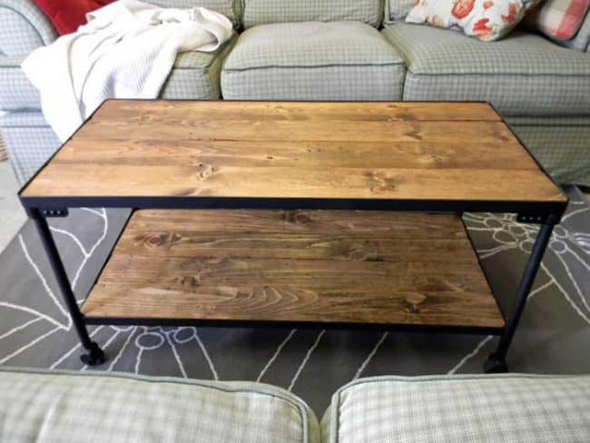 Coffee Table Knockoffdecor