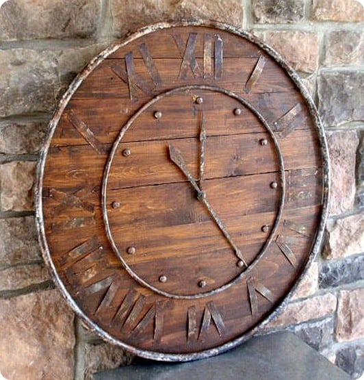pb clock