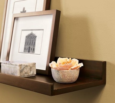 Pottery barn holman shelf