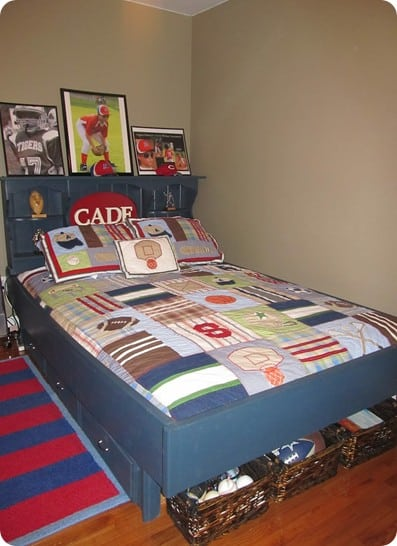refabbed waterbed