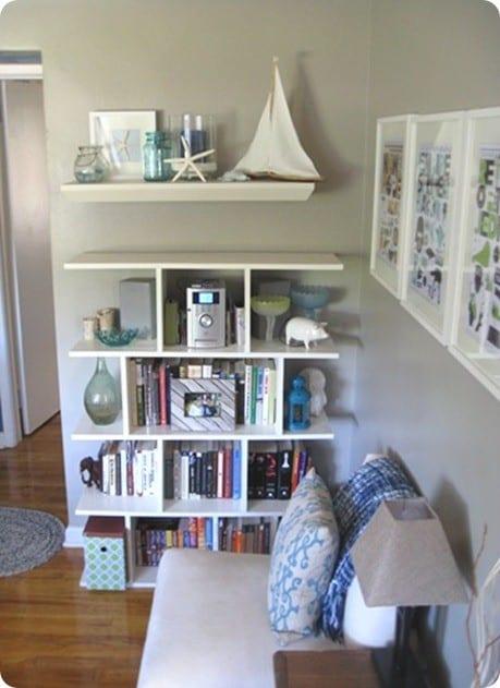 Modern And Inviting Bookcase Design Ideas Open Space Source · Open Modern  Bookshelf
