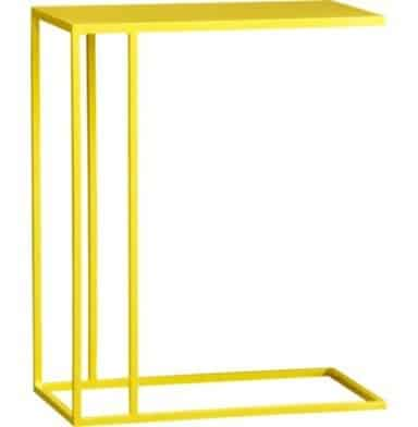 gear yellow c table