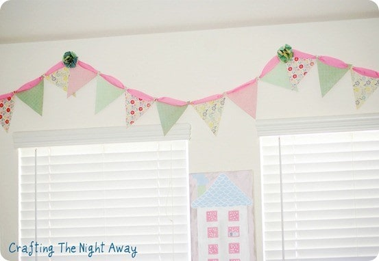 paper pennant bunting