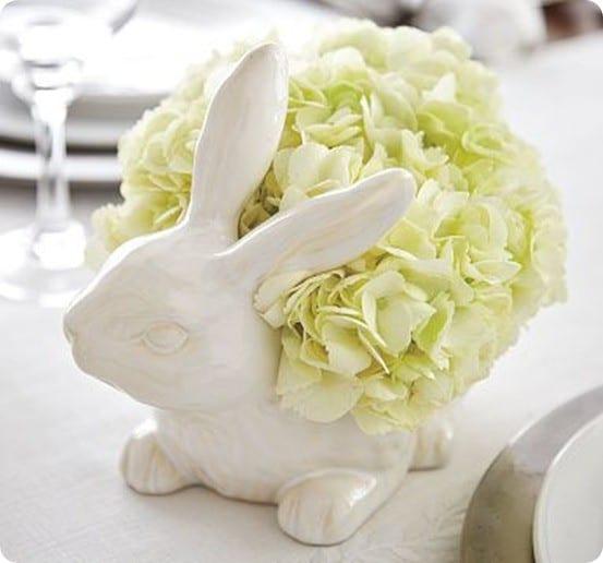 pb ceramic bunny