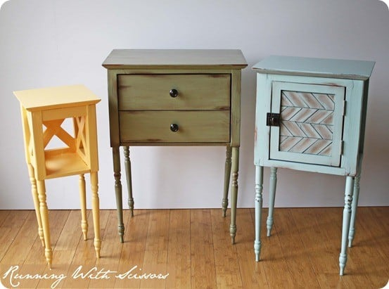 revamped nesting tables