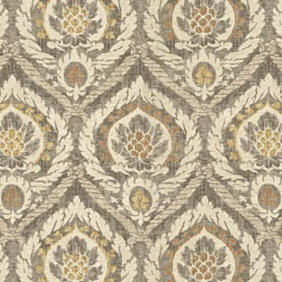 Scandicci Gray Kravet Fabric