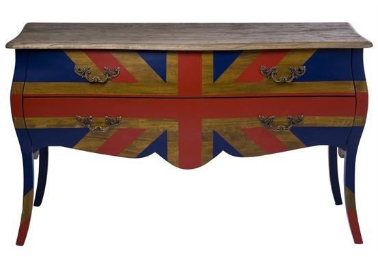 Best of British Union Jack Chest