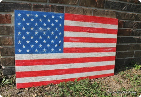 american flag sign pottery barn knock off-019