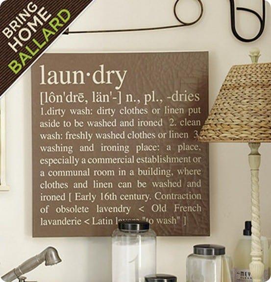 ballard laundry giclee