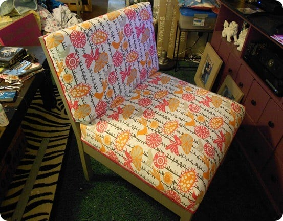 knock of pb teen suite chair