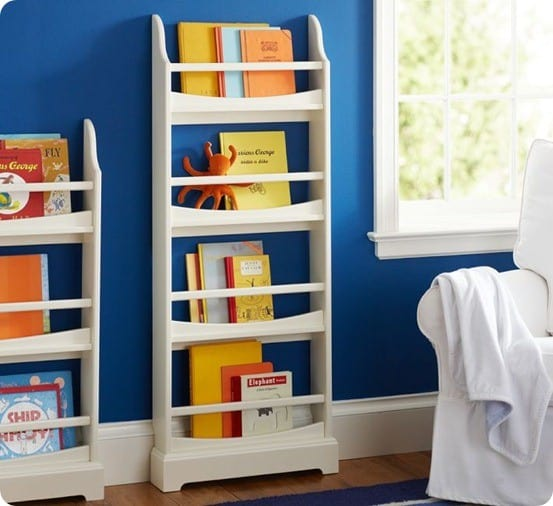 Standing Display Bookshelf