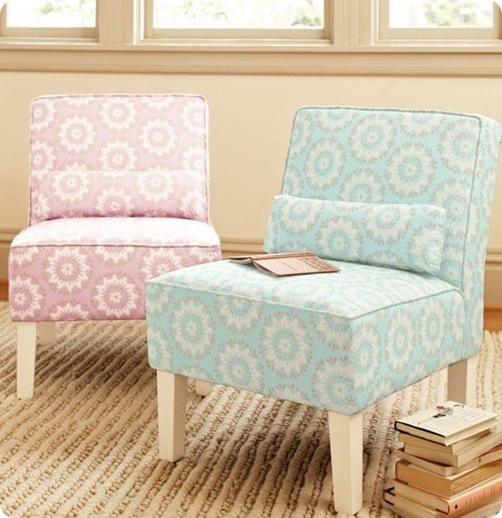 pb teen Suite Bedroom Chair