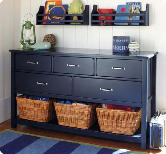 Camp Extra-Wide Dresser