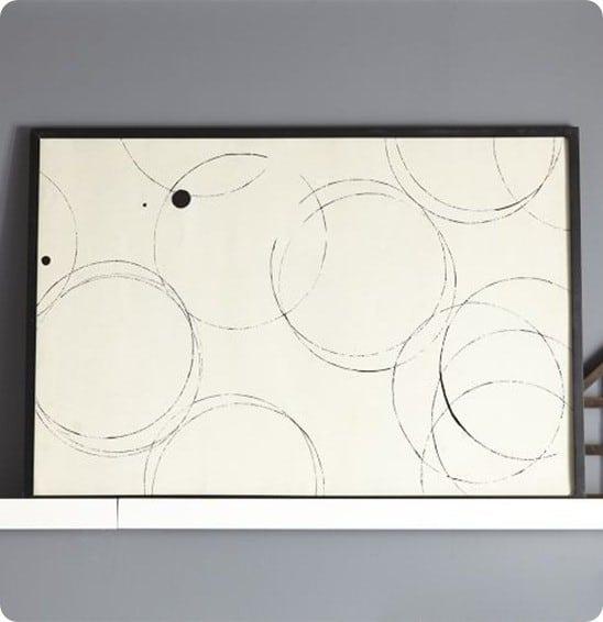Circles by artist Lourdes Sanchez
