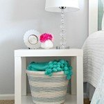 Rope Storage Basket