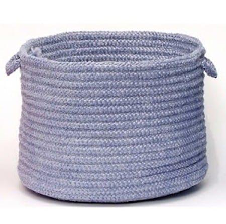 Seascape Braided Utility Basket