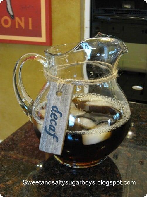 beverage tags