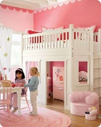 pbk playhouse loft bed
