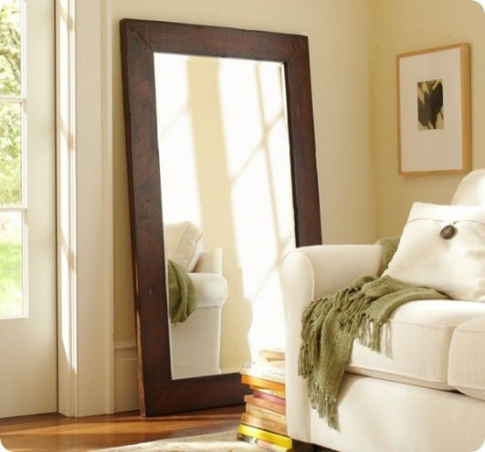 Wooden Floor Mirrors Knockoffdecor Com