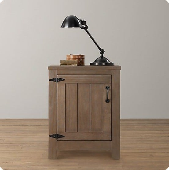 rh kenwood nightstand