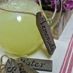 Wood Beverage Tags