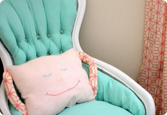 diy huggie pillow