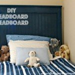 Beadboard Headboard