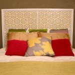 Decorative Cut-Out Headboard