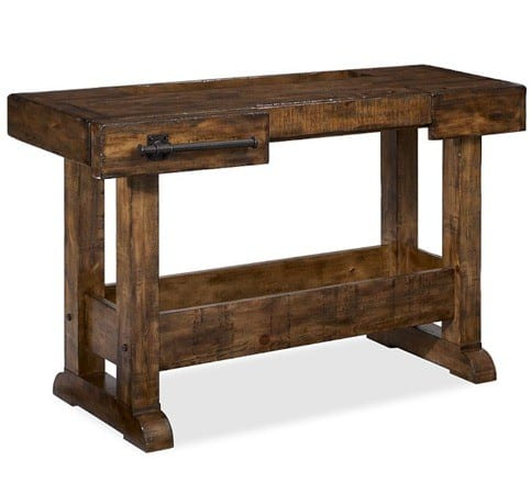 Workbench Bar Console Knockoffdecor Com