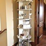 Spinning Storage Shelf