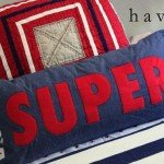 Super Hero Lumbar Pillows