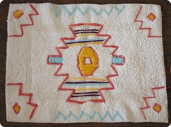 Yarn Stitched Rug Knockoffdecor Com