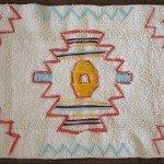 Yarn Stitched Rug