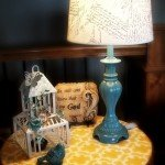 Best of PB #8: French Script Lampshade with a Sharpie