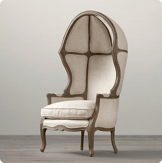 VERSAILLES UPHOLSTERED CHAIR