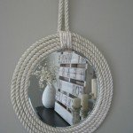 Hanging Rope Mirrors