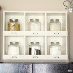 Cubby Storage Shelf