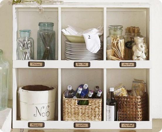 pb mitchell cubby shelf