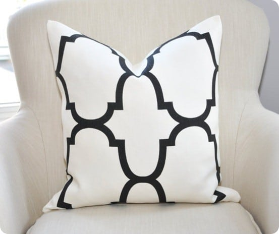 Kravet Windsor Smith Riad Pillow Cover
