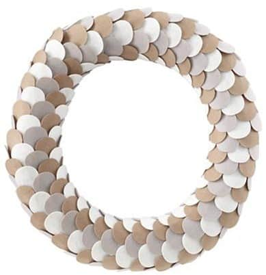 Scalloped Wreath