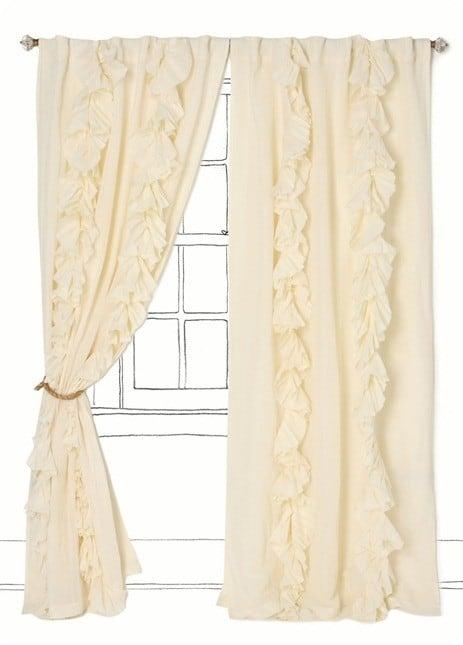 Wandering Pleats Curtain