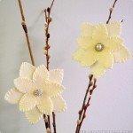 Flower Ornament Clips
