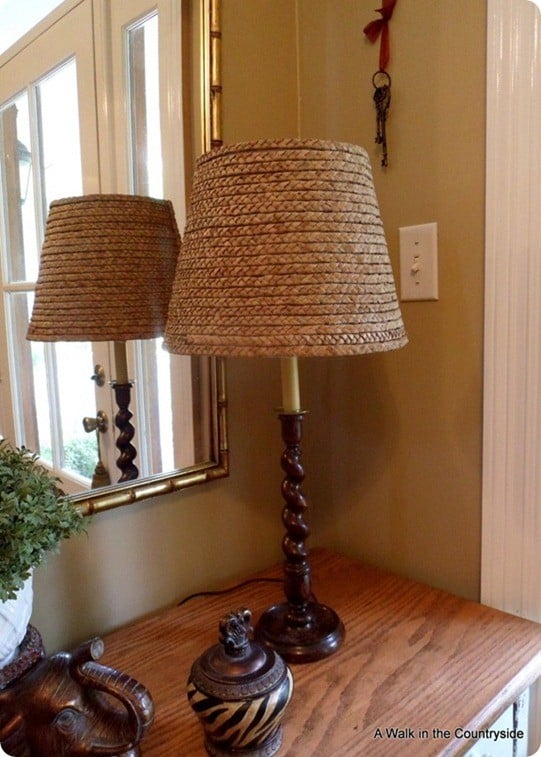 Seagrass Lampshade Knockoffdecor Com