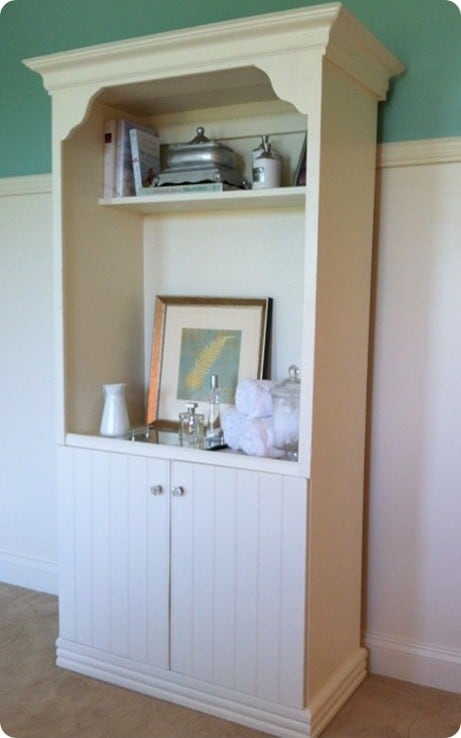 White Spa Cabinet Knockoffdecor Com