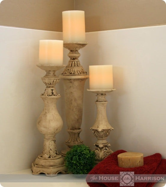 refabbed candlesticks