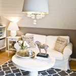 Best of Knock Off Decor #4 : Stenciled Rug for a Reading Nook