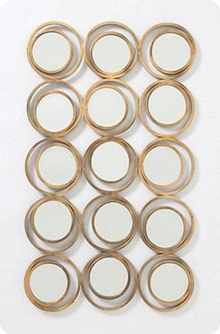 Iron Circle Mirror